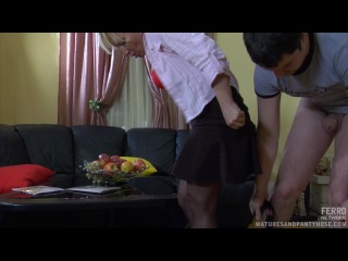 Ferro Network - Ottilia, Matures And Pantyhose
